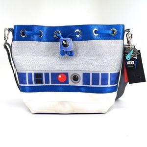 Disney Harveys Star Wars R2-D2 Park Hopper Purse
